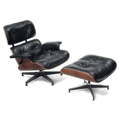 Eames lounge chair and ottoman appraisal