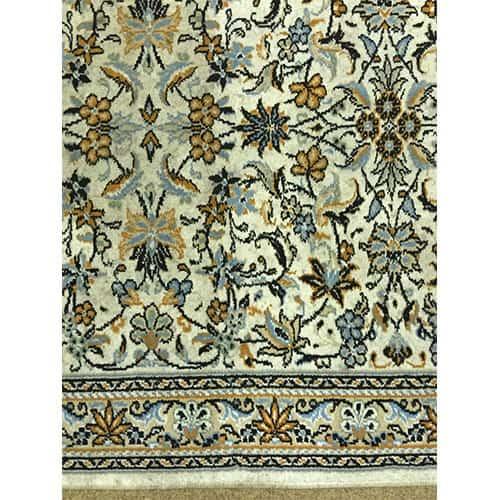 Oriental carpet rug valuation