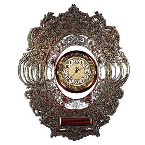 Filigree antique clock appraisal