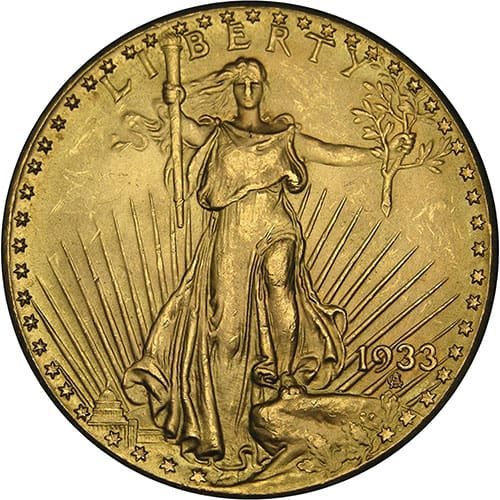 U.S. Liberty coin for valuation at e-ValueIt