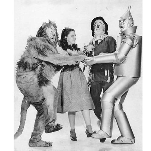 Photo of Wizard of Oz cast appraised