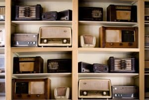 Antique and Vintage Radios