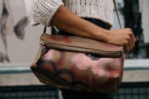 burberry floral purse